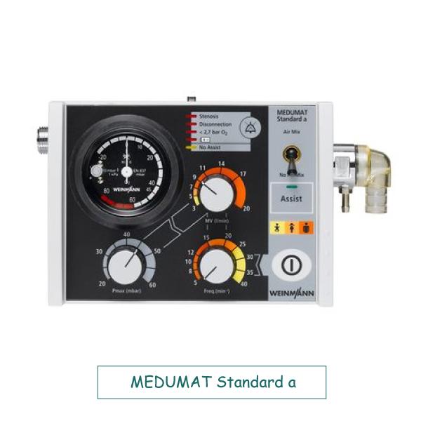 Аппарат ИВЛ MEDUMAT Standard a